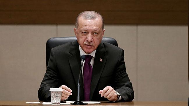 Cumhurbaşkanı Erdoğan: 'Devletimiz Tüm İmkanlarıyla Vatandaşlarımızın Yardımına Koşmuştur'