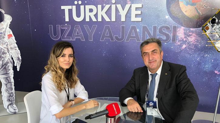 Türkiye Uzay Ajansı Başkanı Yıldırım: 'Uzayda Olmayan, Dünyada Söz Sahibi Olamaz'