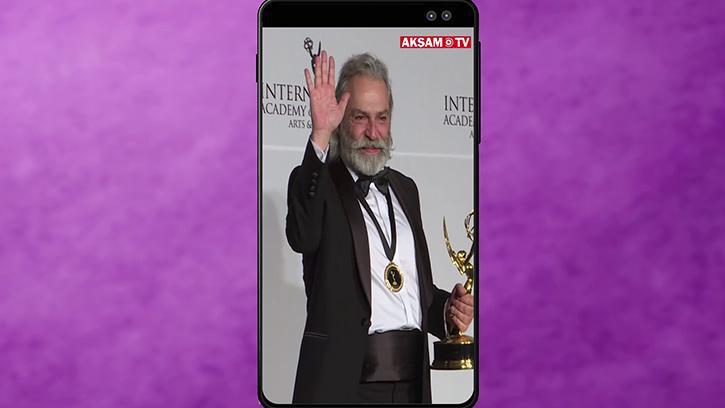 Haluk Bilginer, 47. Uluslararası Emmy Ödülleri'nde En İyi Erkek Oyuncu Seçildi