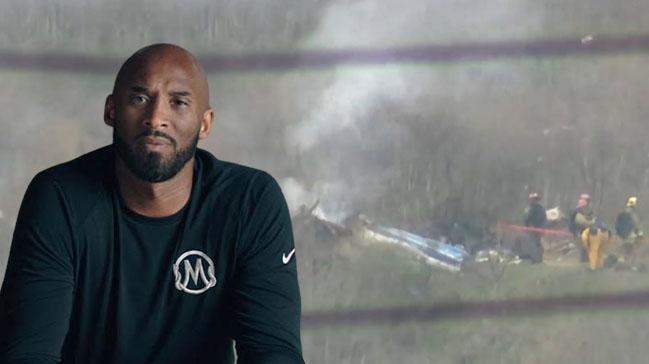 NBA'in Efsane İsmi Kobe Bryant Hayatını Kaybetti