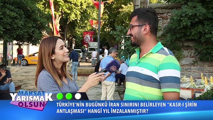 Türkiye'nin Bugünkü İran Sınırını Belirleyen Kasr-ı Şirin Antlaşması'nın Yılı Nedir?