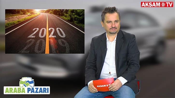 2020'de Otomobil Dünyasını Neler Bekliyor?