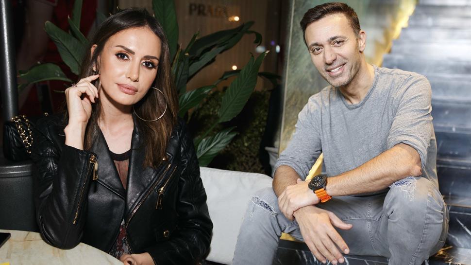 Mustafa Sandal'ın eski eşi Emina Jahovic ile dansı sosyal medyayı salladı!