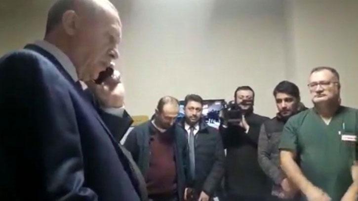 Başkan Erdoğan Depremzede Annenin Çocukları İçin İzin Ayarladı