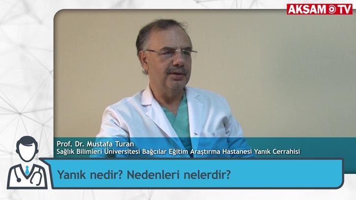 Yanıklar nasıl tedavi edilmelidir? | Prof. Dr. Mustafa Turan