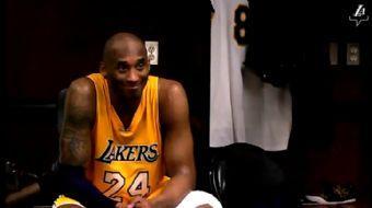 LA Lakers, Efsane Oyuncusu Kobe Bryant'ı Böyle Andı