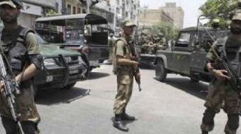Pakistan'ın Peşaver şehrinde bulunan Tarım Müdürlüğüne gerçekleştirilen saldırıda 11 kişinin yaralan