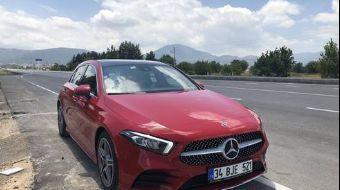 Yeni Mercedes-Benz A Serisi ilk sürüş