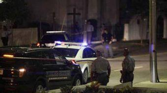 İşte ABD'deki silahlı saldırının ilk görüntüleri!
