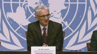 Birleşmiş Milletler, 2018 yılı için 22.5 milyon dolarlık insani yardım çağrısında bulundu.