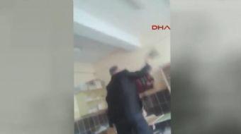 Burdur'un Bucak ilçesinde 10 yaşındaki engelli öğrenciye şiddet uyguladığı iddia edilen öğretmen ile
