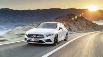Yeni Mercedes Benz A Serisi