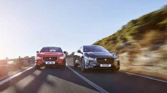 Jaguar I-Pace Tesla'nın başını ağrıtıyor.
