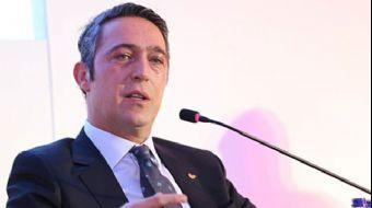 Ali Koç Fenerbahçe başkanlığına aday olduğunu açıkladı!