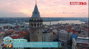 Dünyanın En Eski Kulelerinden Biri: Galata Kulesi