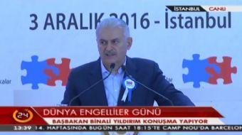 Başbakan Yıldırım: Merkezi idare olarak 14 yılda bir zihniyet devrimini gerçekleştirdik.