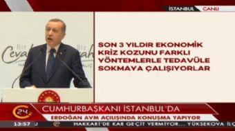 Cumhurbaşkanı Erdoğan: FETÖ'nün karanlık yüzünü tüm dünya görecek. Bakın ABD'e TUSCON kapanmak üzere