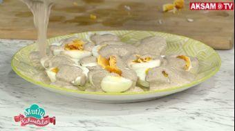 Ton Balıklı Yumurta Salatası Tarifi | #MutluKahvaltılar