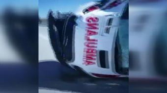 Hatay'da İl sağlık Müdürlüğüne bağlı bir ambulans kaza yaptı. Kazada üç sağlık görevlisi hafif yaral