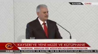Başbakan Yıldırım: Mücadelemizden azmimizden bir şey yitirmedik