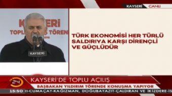 Başbakan Yıldırım: Cumhurbaşkanlığı sistemi bugüne kadar yaptığımız reformların en önemlisi olacak