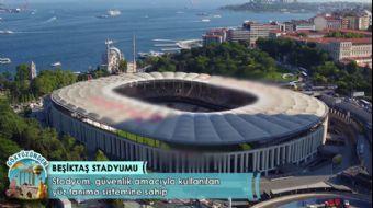 Türkiye'nin İlk Akıllı Stadyumu: Beşiktaş Stadyumu