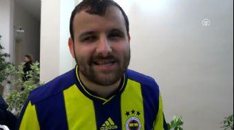 Görme Engelli Müezzin Fenerbahçe Hayalini Gerçekleştirdi