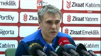 Fenerbahçe Teknik Direktörü Ersun Yanal: Bugün Futbol Konuşabileceğimiz Bir Gün Değil