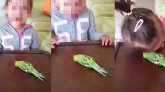 Görüntüleri izleyen sosyal medya kullanıcıları anneyi sert bir şekilde eleştirerek büyük tepki göste