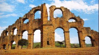 Mühendislik Harikası: Aspendos Su Kemerleri