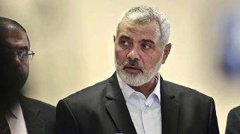 Hamas'ın yeni lideri İsmail Heniyye oldu... Hamas'ın Siyasi Büro Başkanlığı için yapılan seçimde Hal