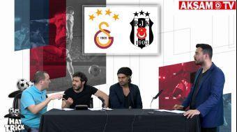 Galatasaray 2-0 Beşiktaş Derbi Özel Yayın