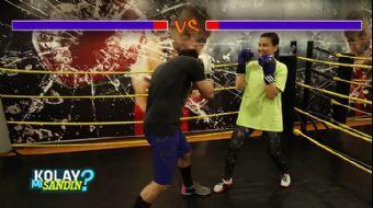 Kick Boks Yapmak Kolay Mı Sandın?