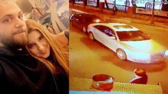 Öğretim üyesi kadın ve kazada ağır yaralanan Özgür G. de hastaneye kaldırılarak yoğun bakıma alındı