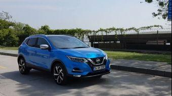 Nissan Qashqai 1.6 dCi sürüş izlenimi