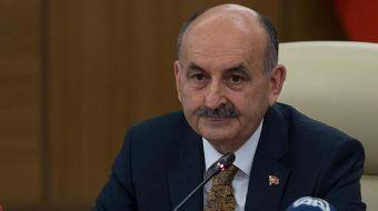 Çalışma ve Sosyal Güvenlik Bakanı Mehmet Müezzinoğlu, 24 TV Ankara Temsilcisi Melik Yiğitel'e açıkla