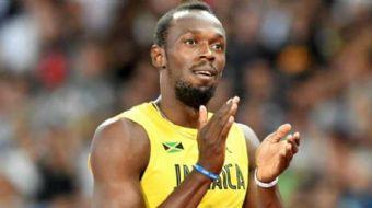 Londra'da düzenlenen 2017 Dünya Atletizm Şampiyonası'nda erkekler 100 metrede şampiyon 9.92'lik dere