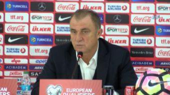 T�rkiye Futbol Direkt�r� Fatih Terim, �Ben hayat�mda hi�bir zaman tazminat almad�m. Mesele o de�il k