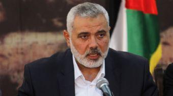 ABD Başkanı Donald Trump'ın Kudüs'ü İsrail'in başkenti olarak tanımasının ardından, Hamas lideri İsm