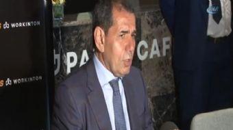 Galatasaray Kulübü Başkanı Dursun Özbek, Fatih Terim ve Arda Turan iddiaları ile ilgili konuştu.