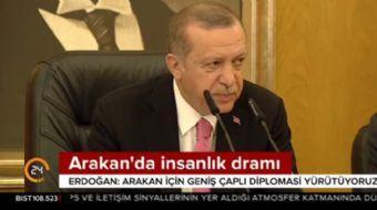 Kazakistan'a resmi ziyaret öncesi konuşma yapan Cumhurbaşkanı Recep Tayyip Erdoğan önemli açıklamlar