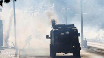 Kudüs'te Cuma namazı sonrası gerilim arttı