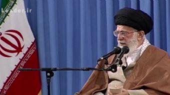 İran'daki yönetim karşıtı gösteriler konusunda ABD'yi suçlayan İran dini lideri Ayetullah Ali Hamane