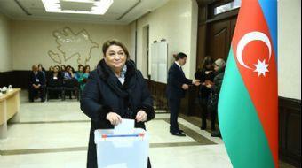Azerbaycan Sandığa Gidiyor, Oy Verme İşlemleri Başladı