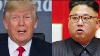 ABD Başkanı Donald Trump´ın önümüzdeki mayıs ayı içinde Kuzey Kore Lideri Kim Jong-Un ile görüşmeyi
