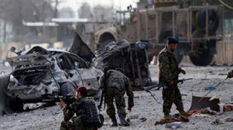 Afganistan´ın başkenti Kabil´de bir intihar bombacısı, polis kontrol noktasında kendini patlattı. Ol
