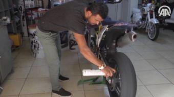 D�nya Supersport �ampiyonas�'nda m�cadele eden milli motosiklet�i Kenan Sofuo�lu, gelecek hafta yap�