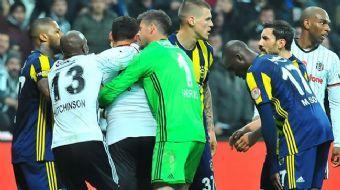 Beşiktaş'la Fenerbahçe arasındaki olaylı derbi, verilecek cezalarla bir süre daha gündemdeki yerini