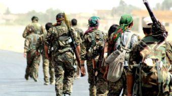 Musul polisi Afrin´deki YPG/PKK´ya giden silahlara el koydu