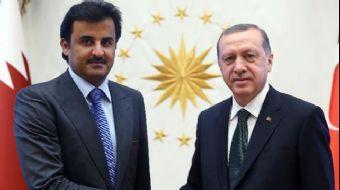 Katar Emiri Şeyh Temim bin Hamad Al Thani, Twitter hesabından Cumhurbaşkanı Erdoğan'a videolu bir me